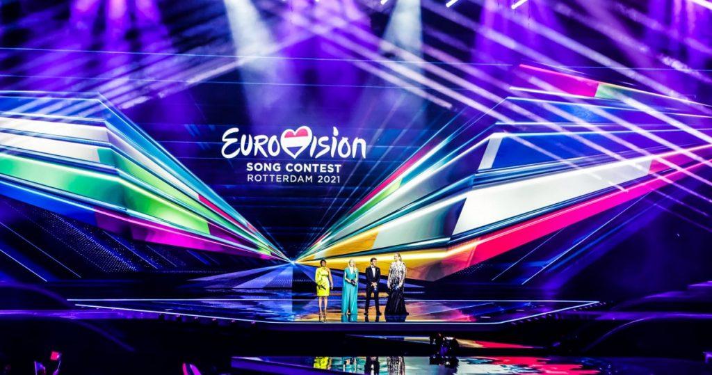 183 миллиона зрителей посмотрели конкурс Евровидение — 2021